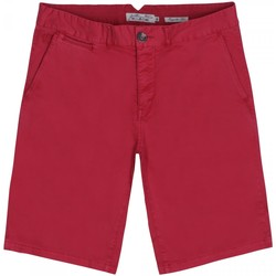 Vêtements Homme Shorts / Bermudas Gentleman Farmer Short chino Paris Rouge