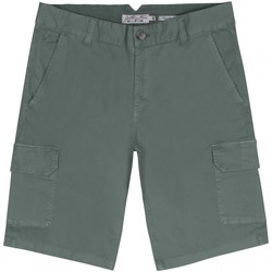 Vêtements Homme Shorts / Bermudas Gentleman Farmer Short cargo Percy Vert
