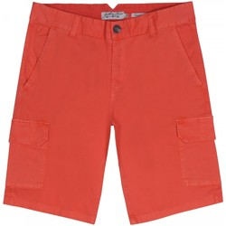 Vêtements Homme Shorts / Bermudas Gentleman Farmer Short cargo Percy Rouge