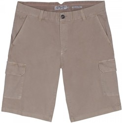 Vêtements Homme Shorts / Bermudas Gentleman Farmer Short cargo Percy Beige