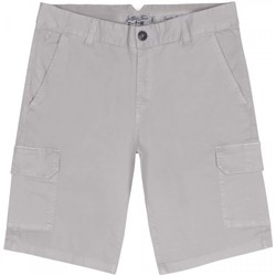 Vêtements Homme Shorts / Bermudas Gentleman Farmer Short cargo Percy Gris