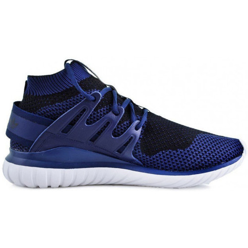 adidas Originals Tubular Nova - S80108 Bleu - Chaussures Basket montante Homme