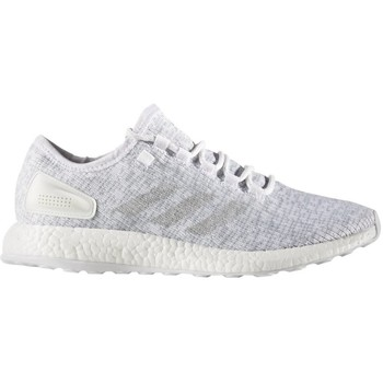 Chaussures Femme Baskets basses adidas Originals Basket  PureBOOST BLANC