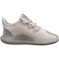 Chaussures Garçon Baskets basses adidas Originals Tubular Shadow I Bb8888 Beige Beige