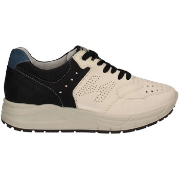 Chaussures Homme Baskets basses Igi&co 7714 Sneakers Man Bianco Bianco