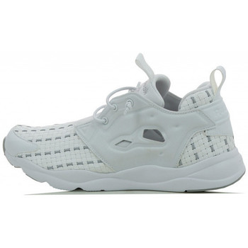 Chaussures Femme Baskets basses Reebok Sport FuryLite New Woven - V70797 Blanc