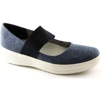 Chaussures Femme Ballerines / babies FitFlop FIT-E17-E93399-NA Blu