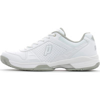 Chaussures Femme Sport Indoor Prince Advantage Lite white/Silver