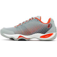 Chaussures Homme Sport Indoor Prince T22 Lite Gris