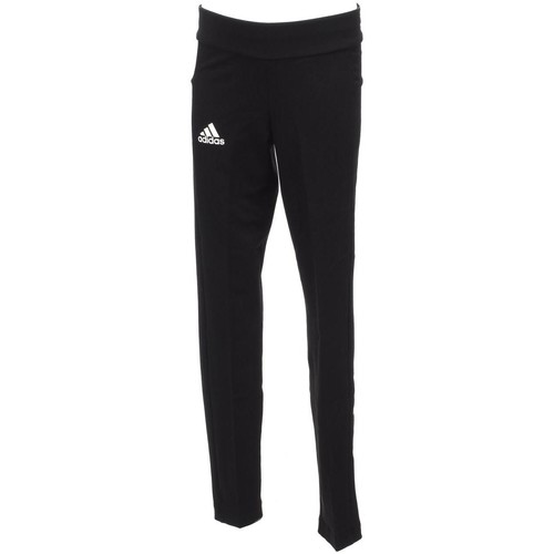 Vêtements Fille Leggings adidas Originals Yg linear tight noir g Noir