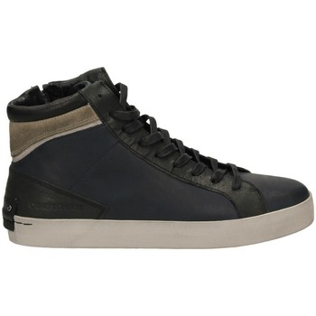 Chaussures Homme Baskets montantes Crime London LUCKY HI bleu