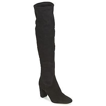 Chaussures Femme Cuissardes Bocage FLORIAN Noir