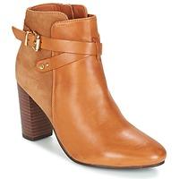 Chaussures Femme Bottines Bocage ERWAN Cognac