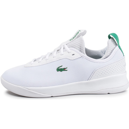 lacoste lt spirit 2 he blanc gris chaussures baskets basses homme 80 00. Black Bedroom Furniture Sets. Home Design Ideas