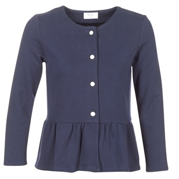 Vêtements Femme Gilets / Cardigans Betty London HABOUME Marine