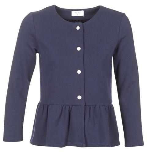 Vêtements Femme Vestes / Blazers Betty London INNATA Marine