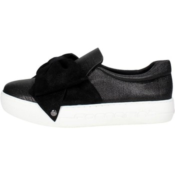 Chaussures Femme Slip ons Fornarina PE17YM9608M000 Slip-on Chaussures Femme Noir Noir