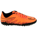 Chaussures Garçon Baskets basses Nike Hypervenom Phelon II Junior - Ref. 749922-888 Orange