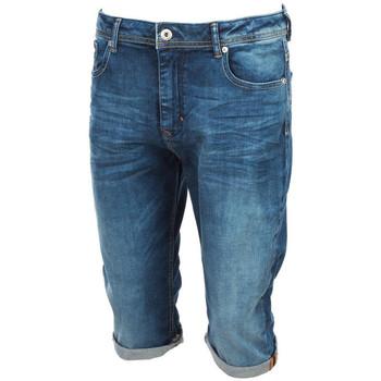 Vêtements Garçon Shorts / Bermudas Kaporal Short  Eole Zigzag Bleu