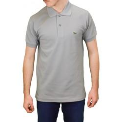 Vêtements Homme Polos manches courtes Lacoste Polo basique L1212  gris pour homme Gris