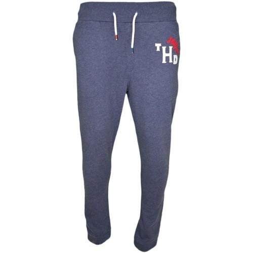Vêtements Homme Pantalons de survêtement Tommy Hilfiger Pantalon jogging Tommy Hilfiger bleu marine pour homme Bleu