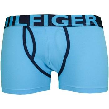 Boxers / caleçons tommy hilfiger boxer court tommy hilfiger bleu pour homme