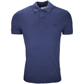 Vêtements Homme Polos manches courtes Lacoste Polo  bleu marine vieilli pour homme Bleu