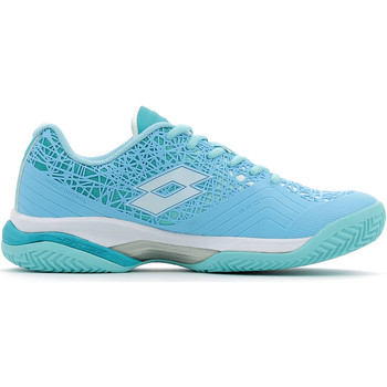 Chaussures Femme Sport Indoor Lotto Viper Ultra III Clay W Light Blue