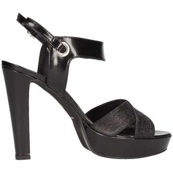 Chaussures Femme Sandales et Nu-pieds Emporio Di Parma 628 Sandale Femme noir noir