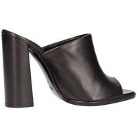 Chaussures Femme Sandales et Nu-pieds Silvana 322p Nu-Pieds Femme noir noir