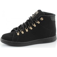 Chaussures Homme Baskets montantes adidas Originals Stan Smith Winter Noir