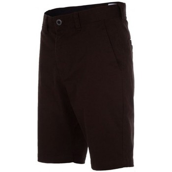 Vêtements Homme Shorts / Bermudas Volcom Short  Frckn Mdn Strch - Bark Brown Marron