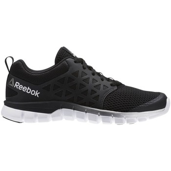 Chaussures Homme Baskets basses Reebok Sport Sublite XT Cushion Blacksilverwhitep Noir-Blanc