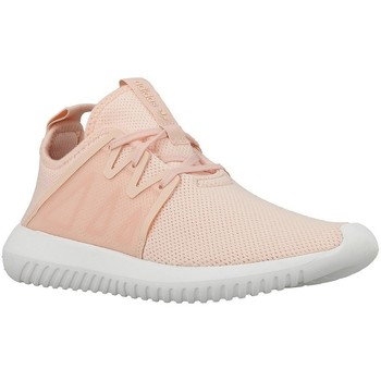 Chaussures Femme Baskets montantes adidas Originals Tubular VIRAL2 W Rose-Blanc