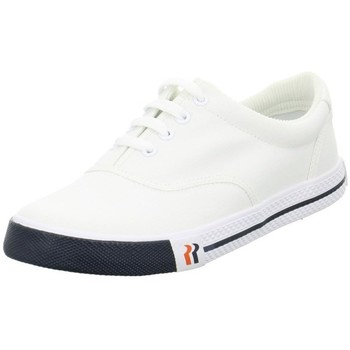 Chaussures Homme Baskets basses Romika Soling Unisex Blanc