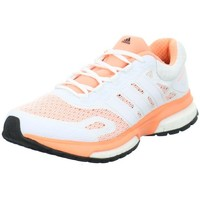 Chaussures Baskets basses adidas Originals Response Boost W Blanc