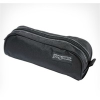 Sacs Enfant Trousses Jansport Trousse  PENCIL POUCH Noir