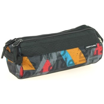 Sacs Enfant Trousses Rip Curl Trousse 2 compartiments  Geo Party Noir Motif