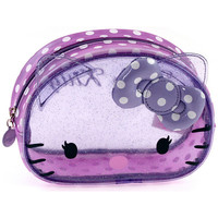 Sacs Femme Trousses Camomilla Trousse Hello Kitty pouch lilac Violet