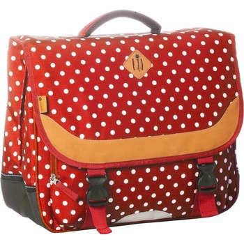 Sacs Enfant Cartables Snowball Cartable 35 cm  rouge à pois Rouge