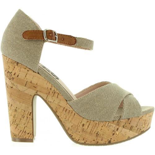 Chaussures Femme Sandales et Nu-pieds Refresh 63254 Marrón
