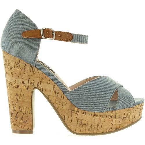 Chaussures Femme Sandales et Nu-pieds Refresh 63254 Azul