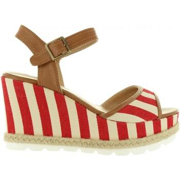 Chaussures Femme Sandales et Nu-pieds Refresh 63508 Rojo