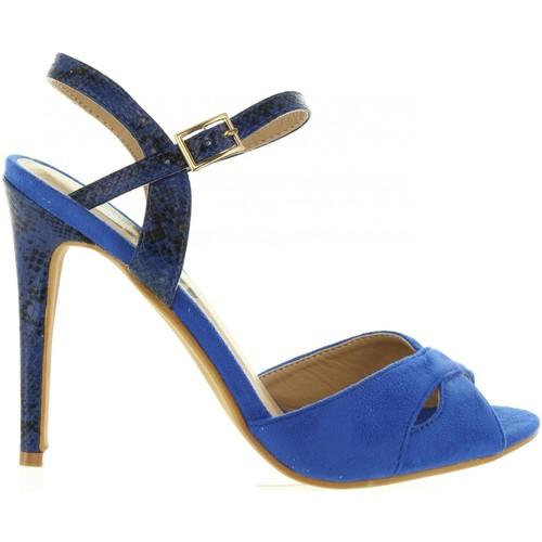 Chaussures Femme Escarpins Refresh 63496 Azul