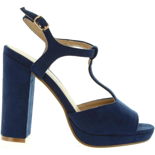 Chaussures Femme Sandales et Nu-pieds Refresh 63587 Azul
