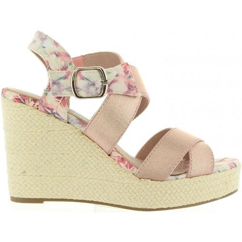 Chaussures Femme Sandales et Nu-pieds Refresh 63299 Beige