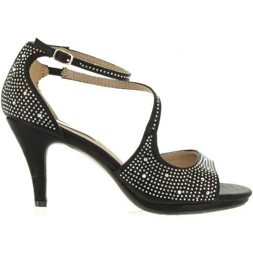Chaussures Femme Sandales et Nu-pieds Xti 30572 Negro