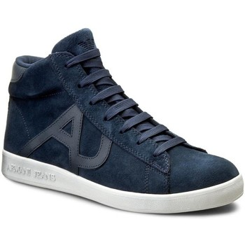 Chaussures Homme Baskets montantes Armani jeans Basket