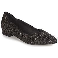 Chaussures Femme Ballerines / babies Ravel  Black-glitter