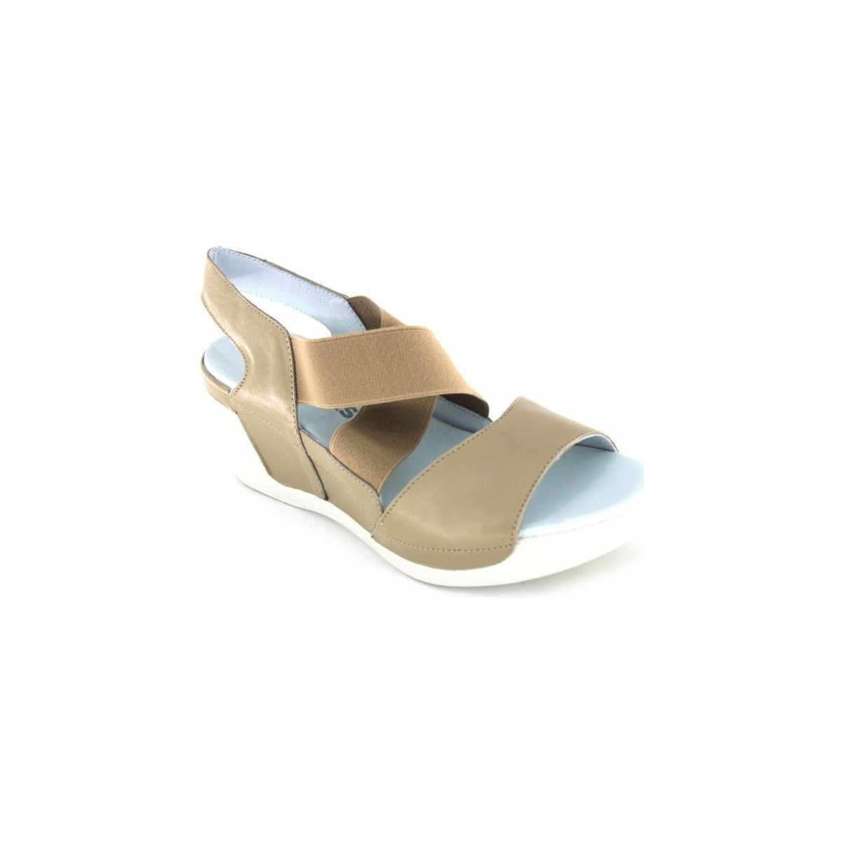 Nordikas Sandales 9672 Nordikas soldes Chaussures Rieker blanches Casual femme j9f4vy3nj8